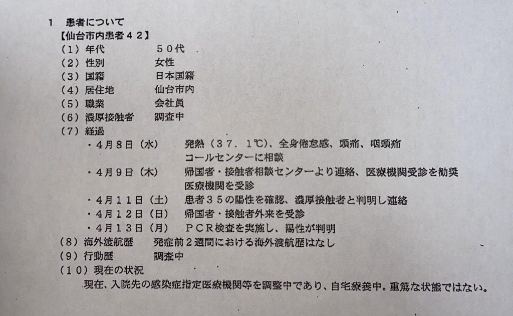 仙台コロナ42