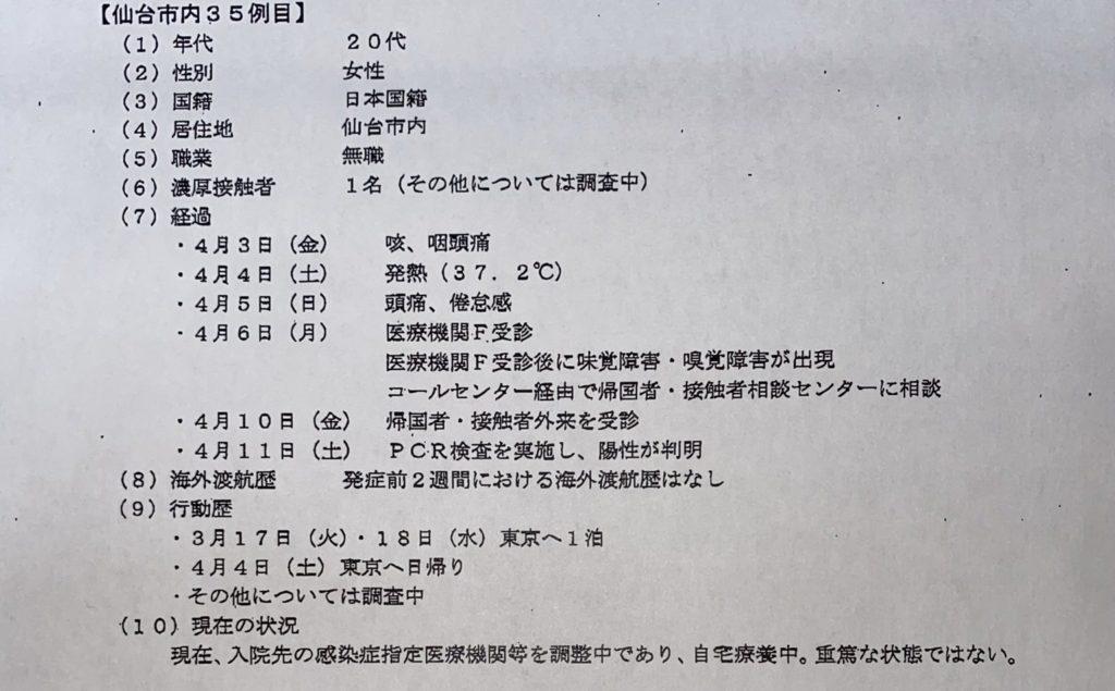 仙台東京コロナ