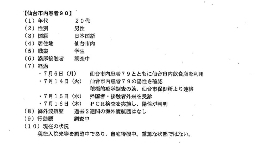仙台コロナ90 東北工大