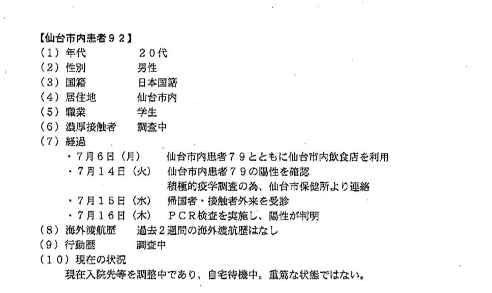 仙台コロナ92 東北工業大学