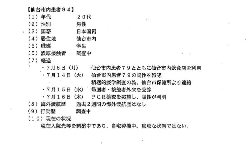 仙台コロナ94 東北工業大学