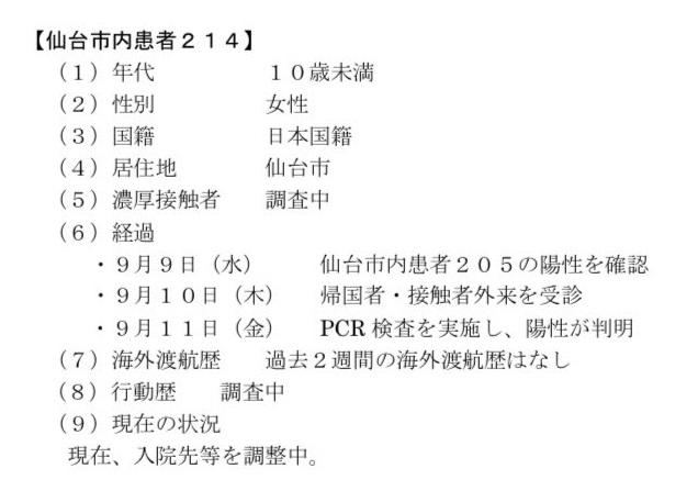 仙台コロナ214